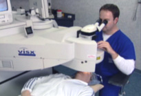 LASIK Eye Surgery Procedure: